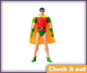 Classic Robin FX Figure.