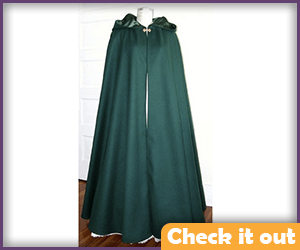 Green Cloak.