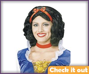 Snow White Wig.