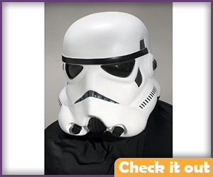 Stormtrooper Helmet.