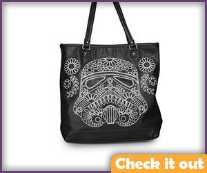 Stormtrooper Tote Bag.