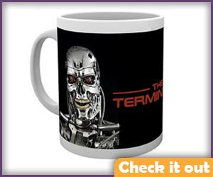 Terminator Mug.