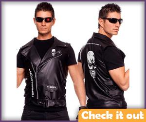 Terminator Costume Vest.