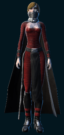 Darth Malak Female.
