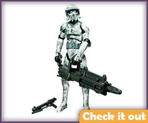 ARF Trooper Jungle Camo Figure.
