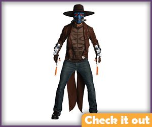 Cad Bane Costume Adult.
