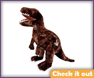 T-Rex Plush.