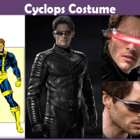 Cyclops Costume - A DIY Guide