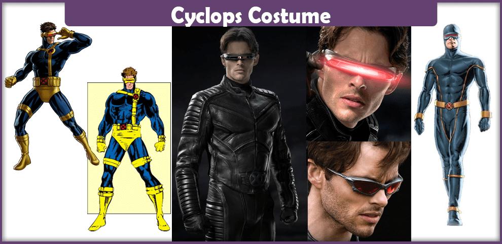Cyclops Costume