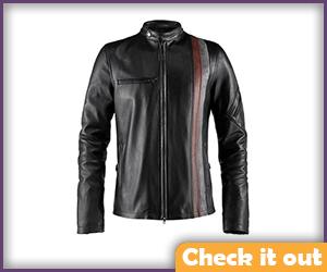 Cyclops Leather Jacket.
