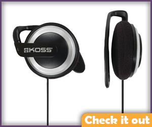 Over-Ear Headphones.
