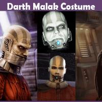 Darth Malak Costume - A DIY Guide