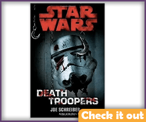 Star Wars: Death Troopers Novel.