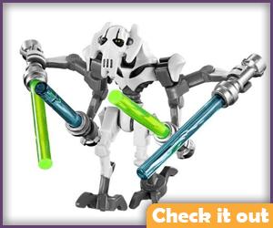 General Grievous Lego.