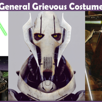 General Grievous Costume - A DIY Guide