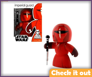 Imperial Guard Mighty Muggs Plush.