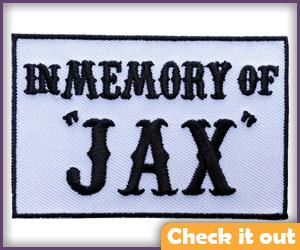 In Memory Jax Patch.