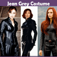 Jean Grey Costume - A DIY Guide