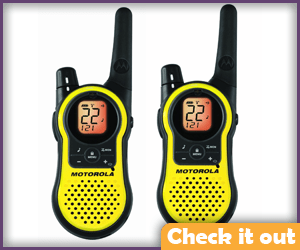 Walkie Talkie Set.