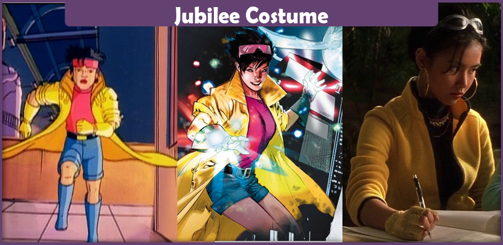 Jubilee Costume - A DIY Guide
