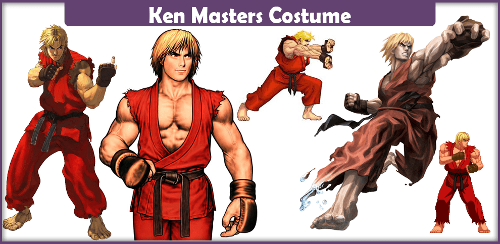 Ken Masters Costume – A DIY Guide