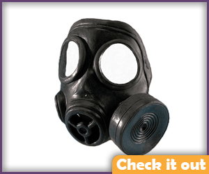 Costume Gas Mask.