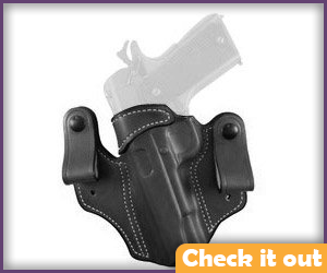 Black Right Gun Holster.