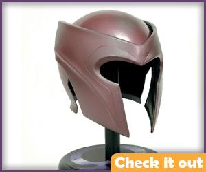 Magneto Costume TLS Helmet.
