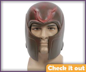 Magneto Costume DOFP Helmet.