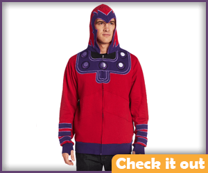 Classic Magneto Hoodie.