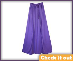 Purple Cape.