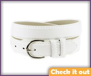White Belt.