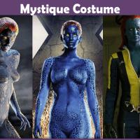 Mystique Costume - A DIY Guide