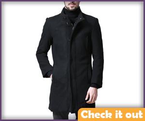 Black Overcoat.