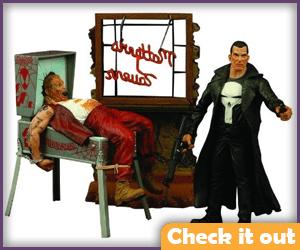 Punisher Figure Set.