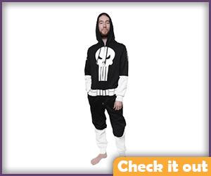 Punisher Sweatsuit.