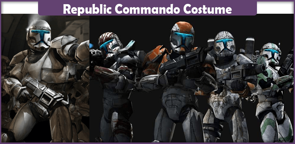 Republic Commando Costume