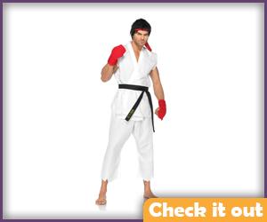 Ryu Costume Set.