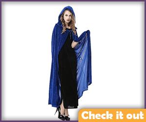 Blue Cloak.