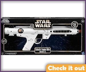 Snowtrooper Costume E-11 Blaster Rifle.