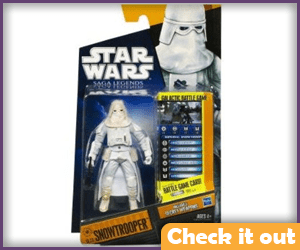 Snowtrooper Legends Figure.