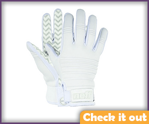 White Thermal Gloves.