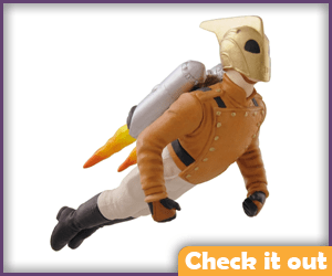 The Rocketeer Ornament.