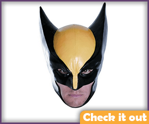 Wolverine Deluxe Mask.