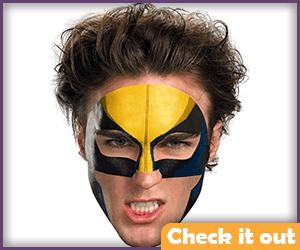Wolverine Classic Tattoo Mask.