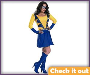 Female Wolverine Dress.