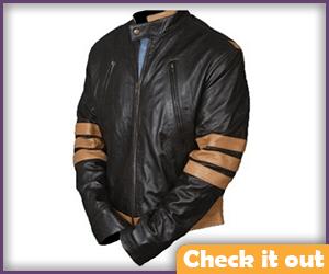 Logan Leather Jacket.