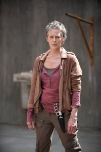 Carol Prison Outfit Reference Image.