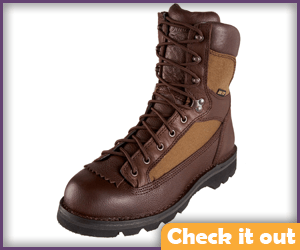 Two-Tone Tactical Boots.