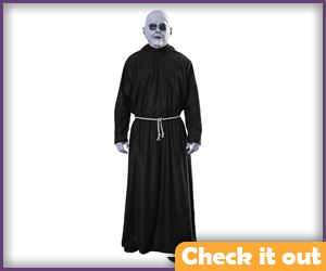 Fester Addams Costume Set.